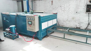 EVA Laminated Furnace for Glass and Ceramic pictures & photos