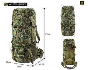 Hot Hot! Urban Popular Military Tactical Water-Proof European Multicam Tactical Hiking Shoulder Camping Backpack pictures & photos