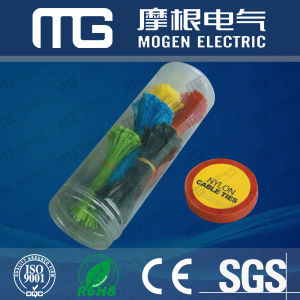 Nylon Cable Tie with Retail Pack Ce RoHS Smeta pictures & photos