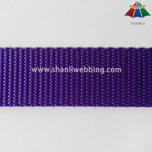 25mm Purple Flat Nylon Webbing for Dog Collar and Leash