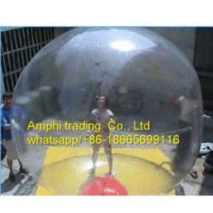 Inflatable Bubble Ball Water Ball/Walk on Water Plastic Ball