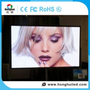 Indoor Full Color P4 LED Display Screen for Airport pictures & photos