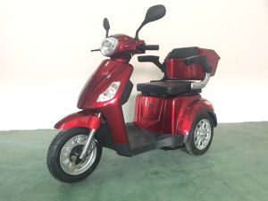 New Electric Mobility Tricycle, 3 Wheel Electric Mobility Scooter (TC-020)