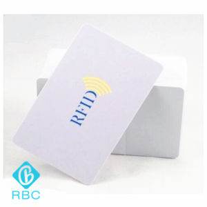 Sell Customized Programmable PVC T5577 RFID ID Chips Smart Card