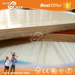 Timber Furniture Wood Laminated Melamine Plywood pictures & photos