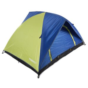 Double Layer Double Door Camping Tent Leisure Tent (UV 30)