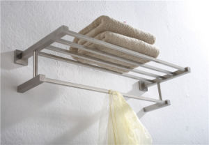 High Quality Stainless Steel Bathroom Accessories Towel Rack (2612) pictures & photos