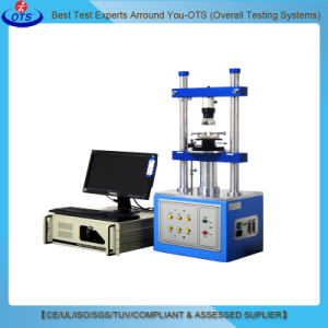 Automatic Computer Insertion Extraction Force Plastic Packaging Material Testing Machine pictures & photos