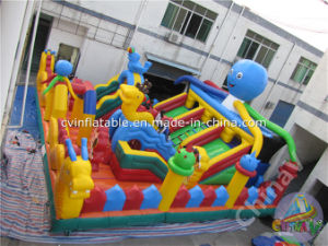 Inflatable Dragon Playground, Giant New Inflatable Playground for Sale
