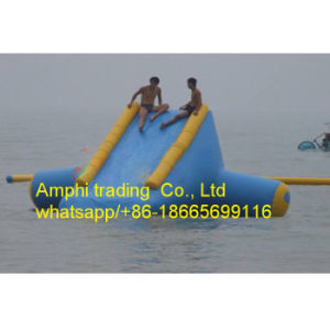 Water Slide, Inflatable Toy Style and PVC or TPU/Water Park/Water Toys