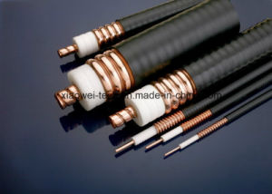 "1/4"" Superflexible RF Coaxial Communication Cable pictures & photos"