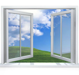Environment Friendly UPVC Window pictures & photos
