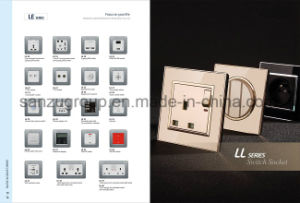 BS Style Touch Switch Sensor Switch pictures & photos