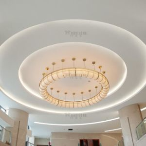 Aluminum Custom Made False Ceiling for Hall Decorative pictures & photos