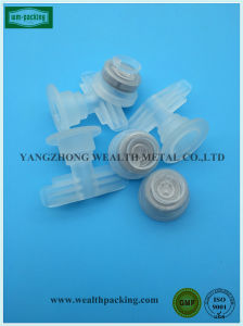 Pull-off Sealing Cap for Non-PVC Film Iv Infusion Bags pictures & photos