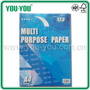 Maufacturer A4 500 Sheets White or Colored Copy and Printing Paper A4 70GSM / 80 GSM