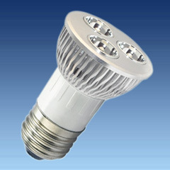 Jdr E27 3x1W Dimmable Tube