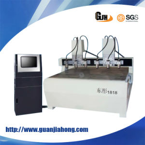 CNC Wood Router Machine Carving Machine (DT1818-2-6) pictures & photos