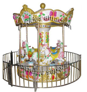Amusement Game 6 Seats Horse Carousel pictures & photos