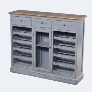 Functional and Brief Cabinet Antique Furniture with Drawers
