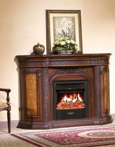 Electric Fireplace/Electric Fireplace Heater (606) pictures & photos
