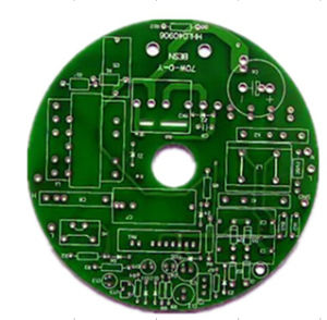 Lead Free HASL Fr4 Double Sided PCB Circuit Board