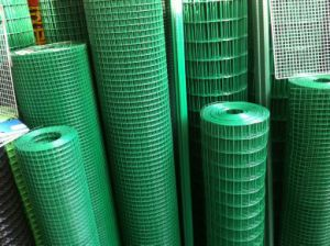 PVC Coated Welded Wire Fencing pictures & photos