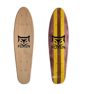 Buy Cheap High Quality Maple Wood Skateboard Blank Decks in Bulk Ld-009