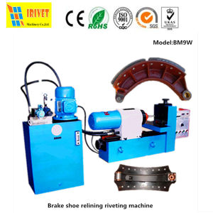 Brake Shoe Riveting Machine Bm9w Hydraulic Horizontal Types