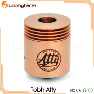 Rebuildable Rda Tobh Atty Atomizer with Cooper Material
