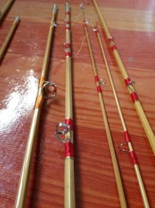 Bamboo Fly Rod Blanks pictures & photos