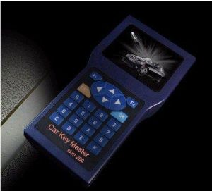Car Key Master Ckm200 Handset with 30 Tokens