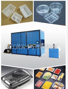 Automatic Plastic Thermoforming Machine (ZFU-750A)