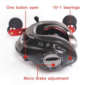 in Stock Baitcasting Bait Casting Fishing Reel pictures & photos
