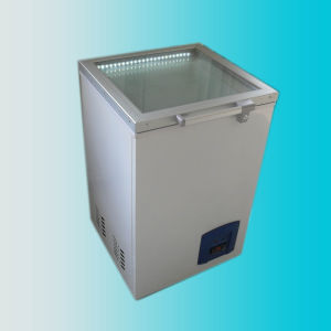 Low Temperature Freezer with Top Glass Door (SD-45) pictures & photos