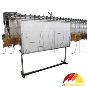 Electric Water Bath Stunning Machine for Poultry Slaughterhouse pictures & photos