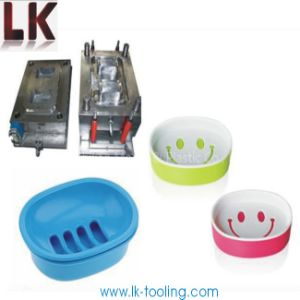 Plastic Injection Soap Box Molding