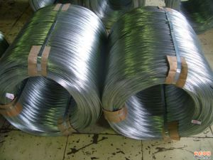 25-200kg Coil Hot Dipped Galvanized Wire/Electro Galvanized Wire