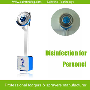 120V Disinfection Channel for Personnel