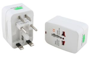 International AC Travel Adaptor (931L)