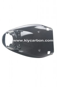 China Carbon Fiber Motorcycle Part Underseat Cover for Buell