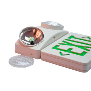 High Lumen UL924 Exit & Emergency Light Combo pictures & photos