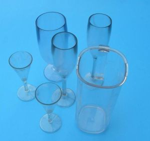 Transparent Part Mould- 22