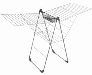Extra Large Size Steel Clothes Airer (RY2018C-25M)