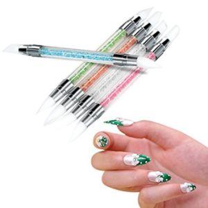 China Nail Art Manicure Pedicure Beauty Painting Polish Brush And