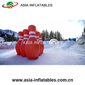 Inflatable Bowling Ball Filed with Human Bowling Ball pictures & photos