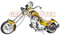 Mini Chopper(4 Stroke)--------RC-07