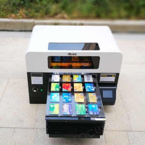 China Key Chain Lighter Lottery Scratch Card Printing Machine