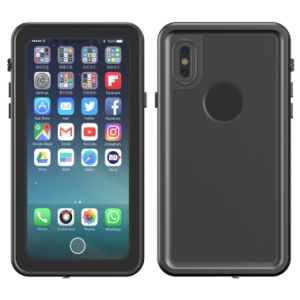 best service af766 c1462 New Dust/Waterproof Mobile Phone Protective Cover Case for iPhone X