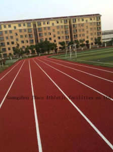 Artificial Grass Rubber Flooring Surface pictures & photos